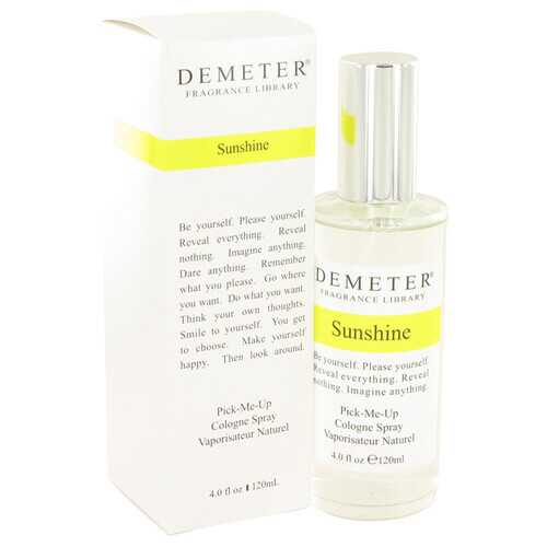 Demeter Sunshine by Demeter Cologne Spray 4 oz (Women)
