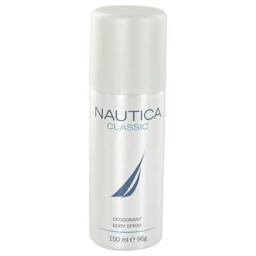 Nautica Classic by Nautica Deodarant Body Spray 5 oz (Men)
