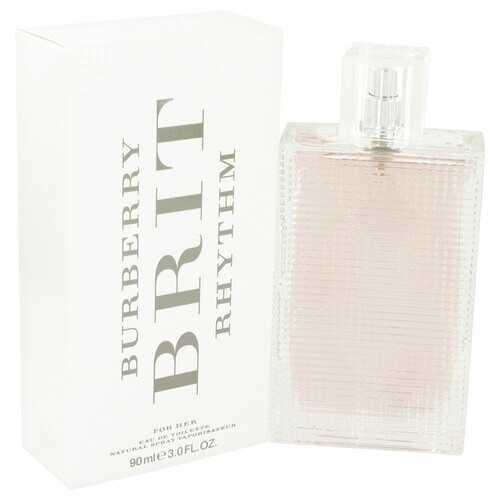 Burberry Brit Rhythm by Burberry Eau De Toilette Spray 3 oz (Women)