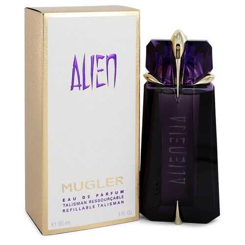 Alien by Thierry Mugler Eau De Parfum Refillable Spray 3 oz (Women)