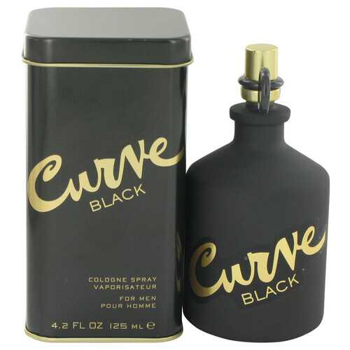 Curve Black by Liz Claiborne Cologne Spray 4.2 oz (Men)