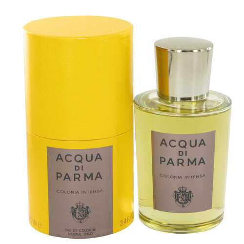Acqua Di Parma Colonia Intensa by Acqua Di Parma Eau De Cologne Spray 3.4 oz (Men)