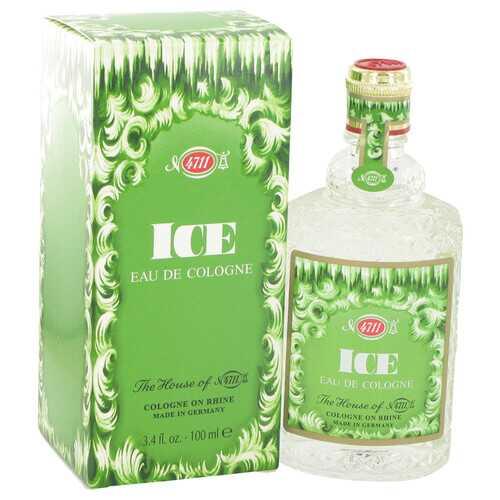 4711 Ice by Maurer & Wirtz Eau De Cologne (Unisex) 3.4 oz (Men)