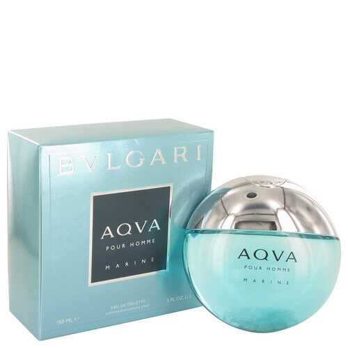 Bvlgari Aqua Marine by Bvlgari Eau De Toilette Spray 5 oz (Men)