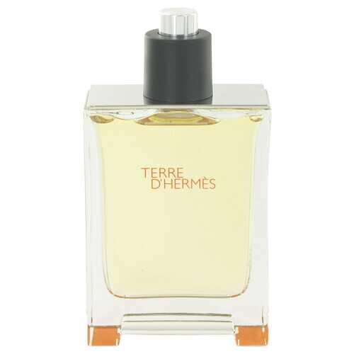 Terre D'Hermes by Hermes Eau De Toilette Spray (Tester) 3.4 oz (Men)
