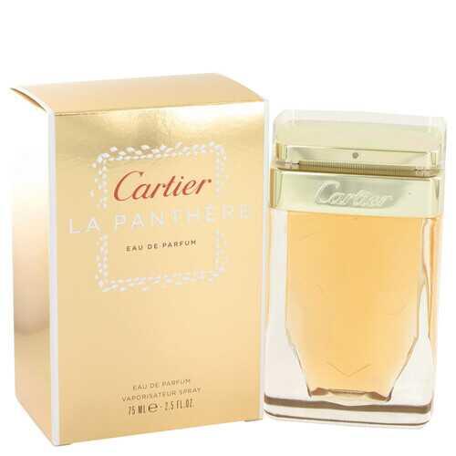 Cartier La Panthere by Cartier Eau De Parfum Spray 2.5 oz (Women)