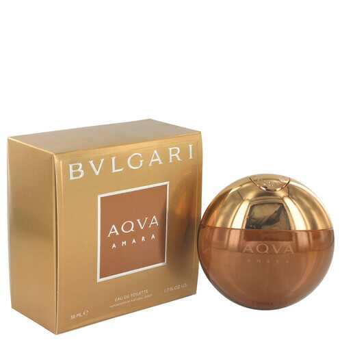 Bvlgari Aqua Amara by Bvlgari Eau De Toilette Spray 1.7 oz (Men)