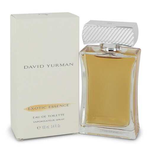 David Yurman Exotic Essence by David Yurman Eau De Toilette Spray 3.4 oz (Women)