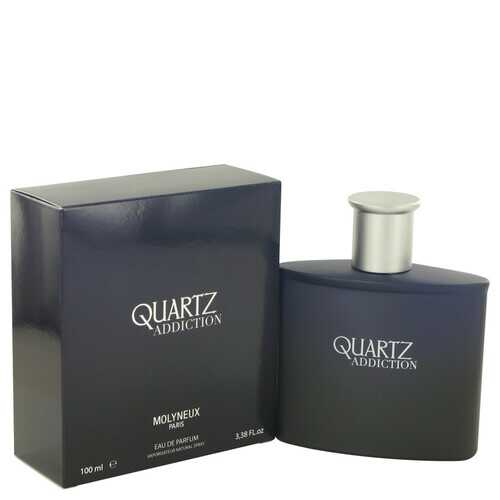 Quartz Addiction by Molyneux Eau De Parfum Spray 3.4 oz (Men)