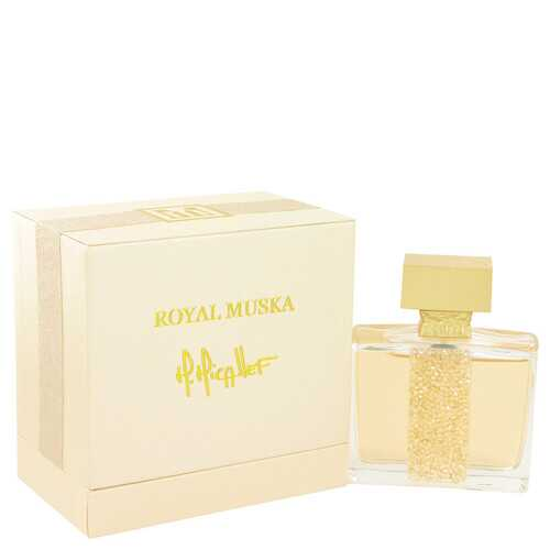 Royal Muska by M. Micallef Eau De Parfum Spray (unisex) 3.3 oz (Women)