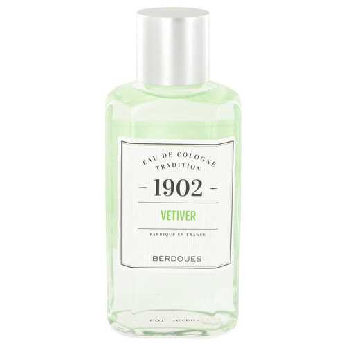 1902 Vetiver by Berdoues Eau De Cologne (Unisex) 8.3 oz (Men)