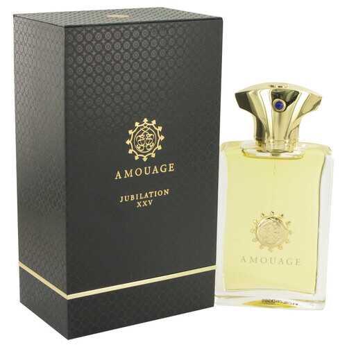 Amouage Jubilation XXV by Amouage Eau De Parfum Spray 3.4 oz (Men)