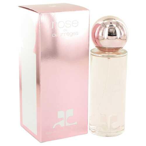 Rose De Courreges by Courreges Eau De Parfum Spray (New Packaging) 3 oz (Women)