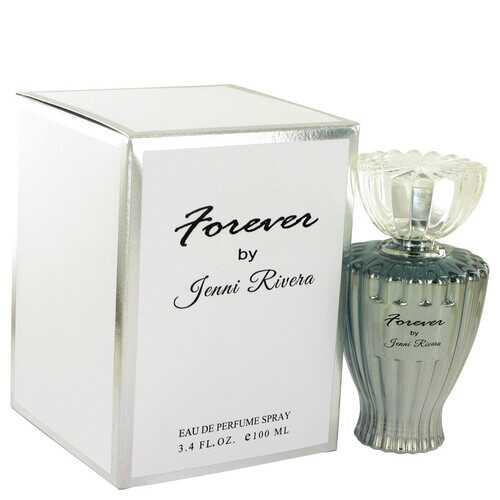 Jenni Rivera Forever by Jenni Rivera Eau De Parfum Spray 3.4 oz (Women)