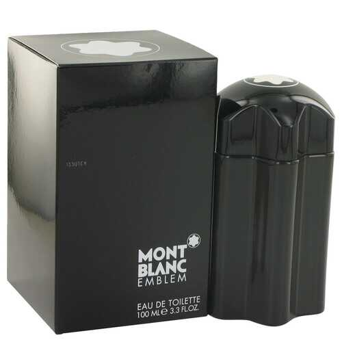 Montblanc Emblem by Mont Blanc Eau De Toilette Spray 3.4 oz (Men)