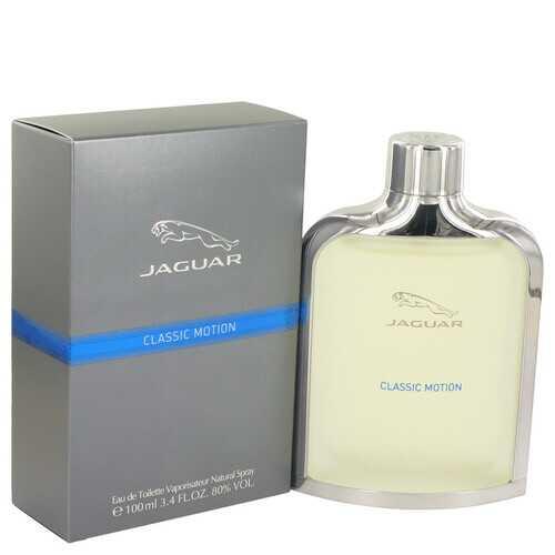 Jaguar Classic Motion by Jaguar Eau De Toilette Spray 3.4 oz (Men)