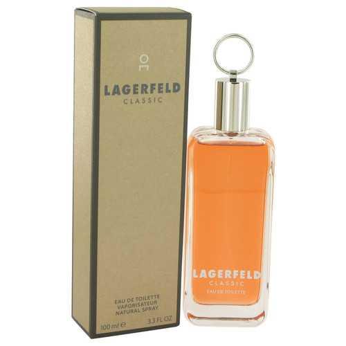LAGERFELD by Karl Lagerfeld Eau De Toilette Spray 3.3 oz (Men)