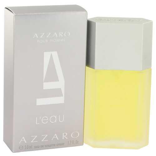 Azzaro L'eau by Azzaro Eau De Toilette Spray 1.7 oz (Men)