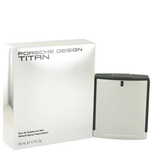 Porsche Design Titan by Porsche Eau De Toilette Spray 1.7 oz (Men)
