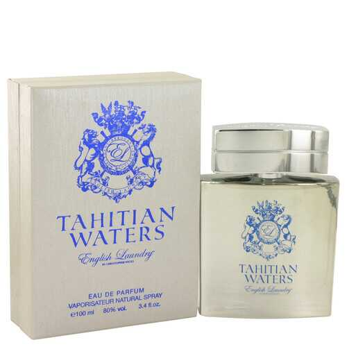 Tahitian Waters by English Laundry Eau De Parfum Spray 3.4 oz (Men)