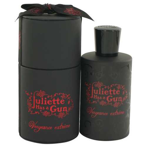 Lady Vengeance Extreme by Juliette Has a Gun Eau De Parfum Spray 3.3 oz (Women)