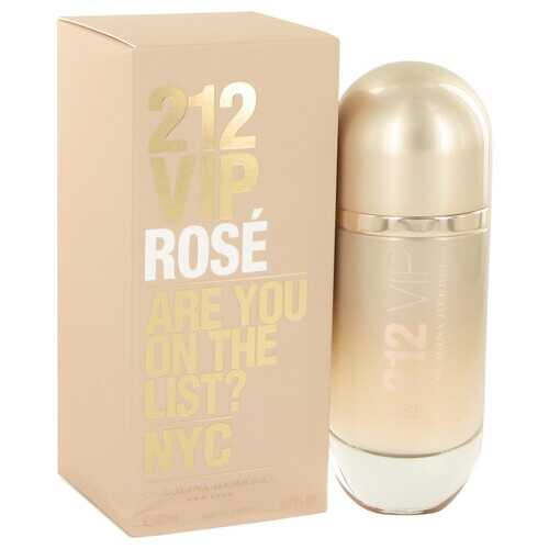 212 VIP Rose by Carolina Herrera Eau De Parfum Spray 2.7 oz (Women)