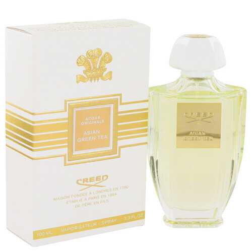 Asian Green Tea by Creed Eau De Parfum Spray 3.3 oz (Women)