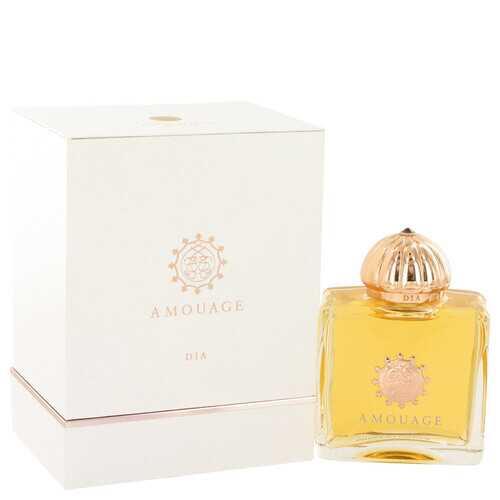 Amouage Dia by Amouage Eau De Parfum Spray 3.4 oz (Women)