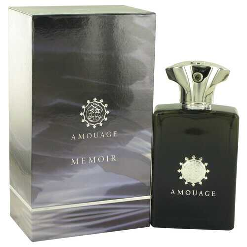 Amouage Memoir by Amouage Eau De Parfum Spray 3.4 oz (Men)