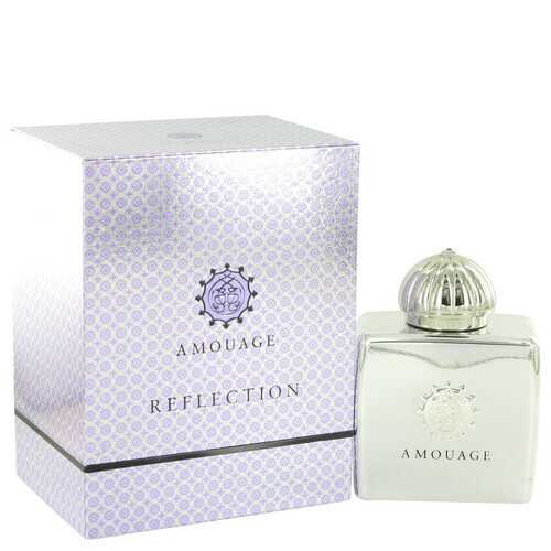 Amouage Reflection by Amouage Eau De Parfum Spray 3.4 oz (Women)