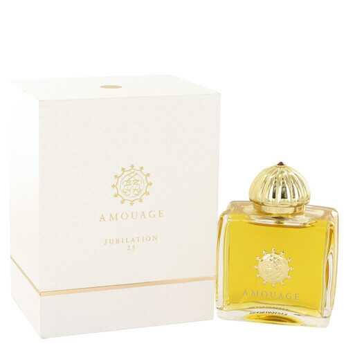 Amouage Jubilation 25 by Amouage Eau De Parfum Spray 3.4 oz (Women)