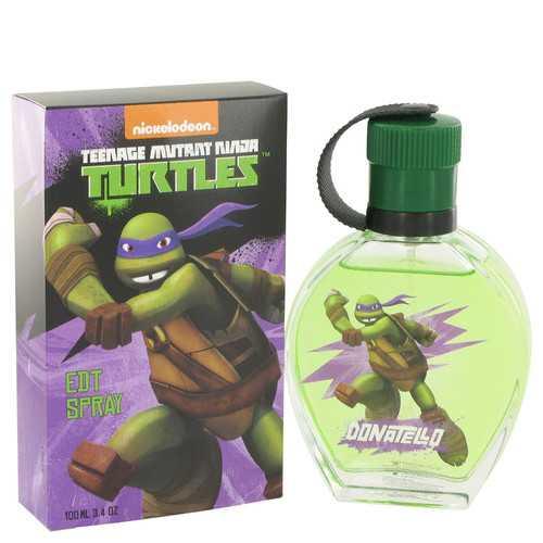 Teenage Mutant Ninja Turtles Donatello by Marmol & Son Eau De Toilette Spray 3.4 oz (Men)