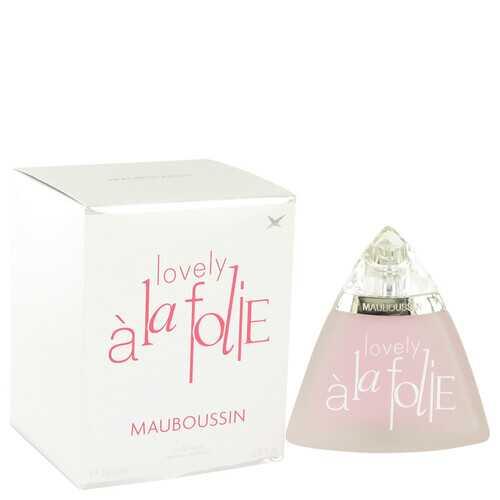 Mauboussin Love A La Folie by Mauboussin Eau De Parfum Spray 3.4 oz (Women)