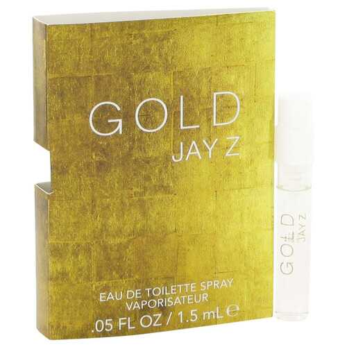 Gold Jay Z by Jay-Z Vial (sample) .05 oz (Men)