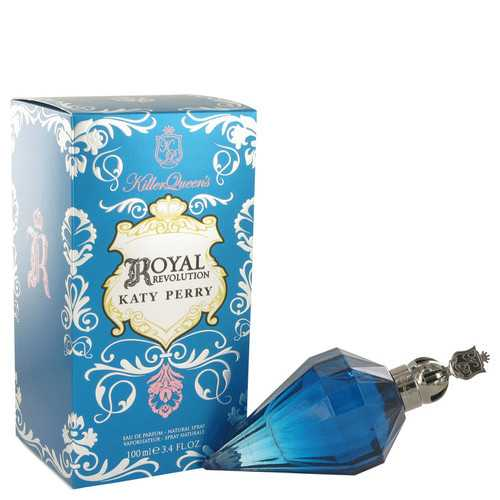 Royal Revolution by Katy Perry Eau De Parfum Spray 3.4 oz (Women)