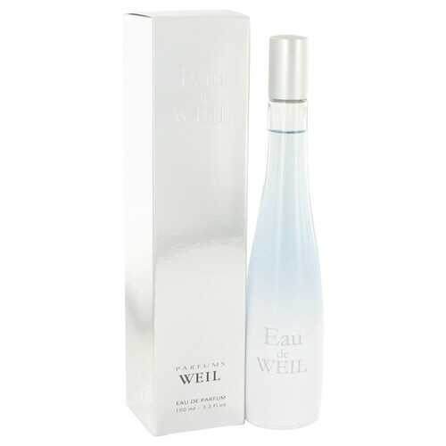 Eau De Weil by Weil Eau De Parfum Spray 3.4 oz (Women)