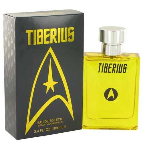 Star Trek Tiberius by Star Trek Eau De Toilette Spray 3.4 oz (Men)
