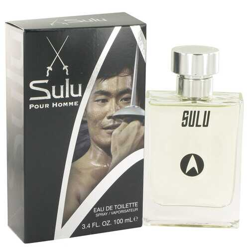 Star Trek Sulu by Star Trek Eau De Toilette Spray 3.4 oz (Men)