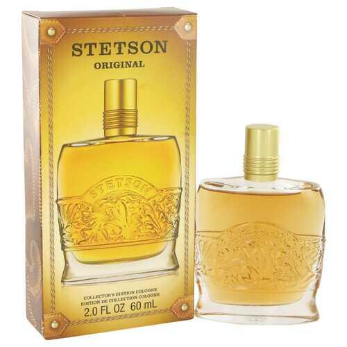 STETSON by Coty Cologne (Collectors Edition Decanter Bottle) 2 oz (Men)