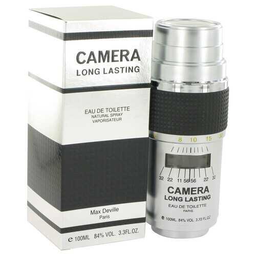 CAMERA LONG LASTING by Max Deville Eau De Toilette Spray 3.4 oz (Men)