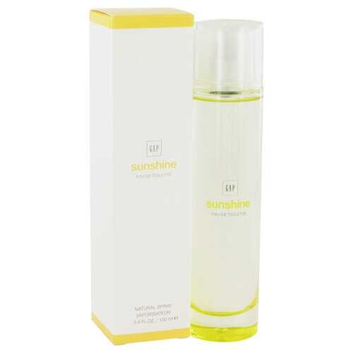 Gap Sunshine by Gap Eau De Toilette Spray 3.4 oz (Women)
