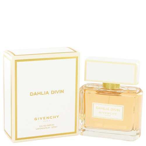 Dahlia Divin by Givenchy Eau De Parfum Spray 2.5 oz (Women)