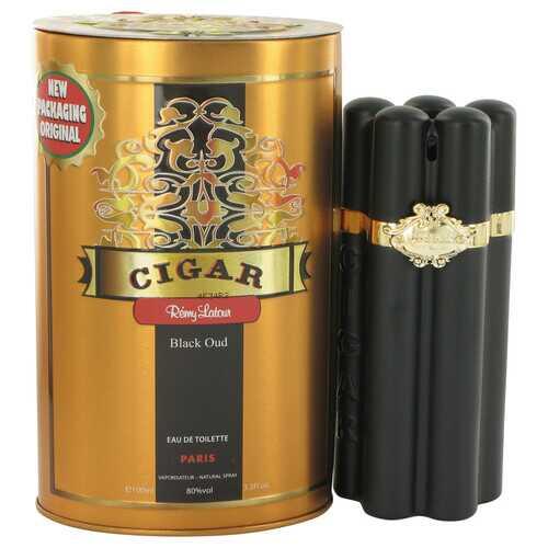 Cigar Black Oud by Remy Latour Eau De Toilette Spray 3.3 oz (Men)
