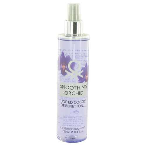 Benetton Smoothing Orchid by Benetton Refreshing Body Mist 8.4 oz (Women)