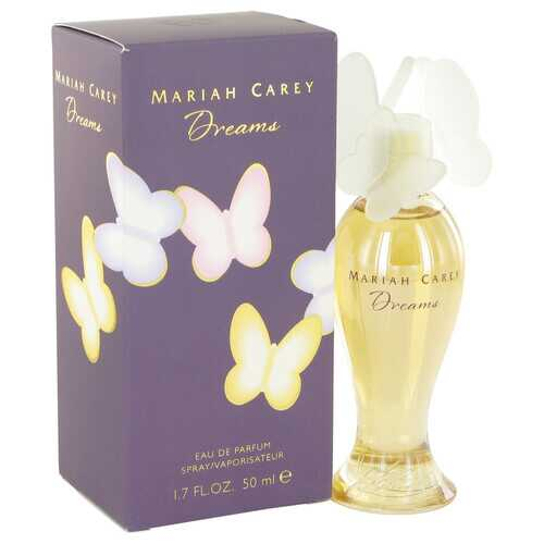 Mariah Carey Dreams by Mariah Carey Eau De Parfum Spray 1.7 oz (Women)