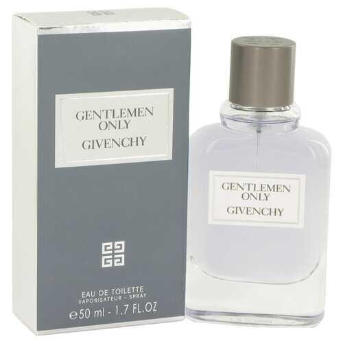 Gentlemen Only by Givenchy Eau De Toilette Spray 1.7 oz (Men)