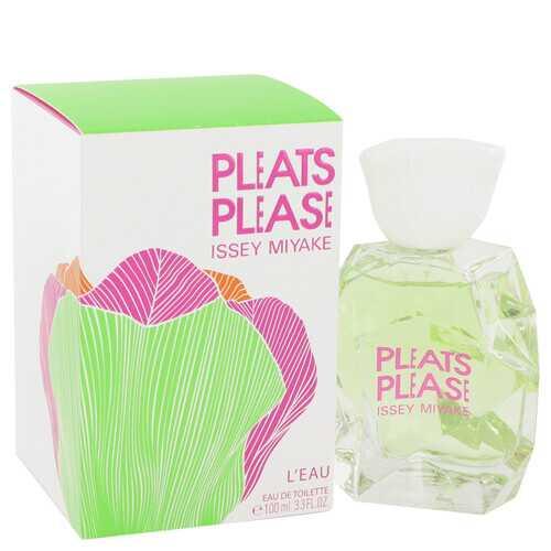 Pleats Please L'eau by Issey Miyake Eau De Toilette Spray 3.3 oz (Women)