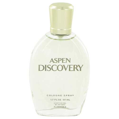 Aspen Discovery by Coty Cologne Spray (unboxed) 1.7 oz (Men)