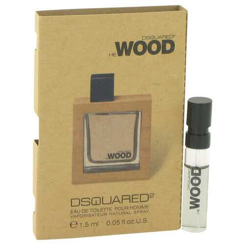 He Wood by Dsquared2 Vial (sample) .05 oz (Men)