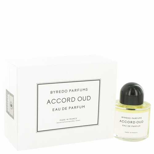 Byredo Accord Oud by Byredo Eau De Parfum Spray (Unisex) 3.4 oz (Women)